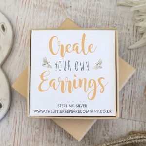 Create Your Own - Gift Earrings