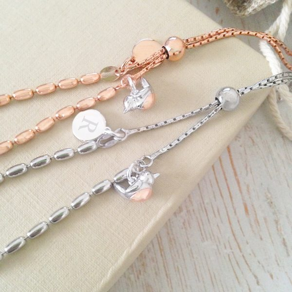 Robin Seed Slider Bracelet