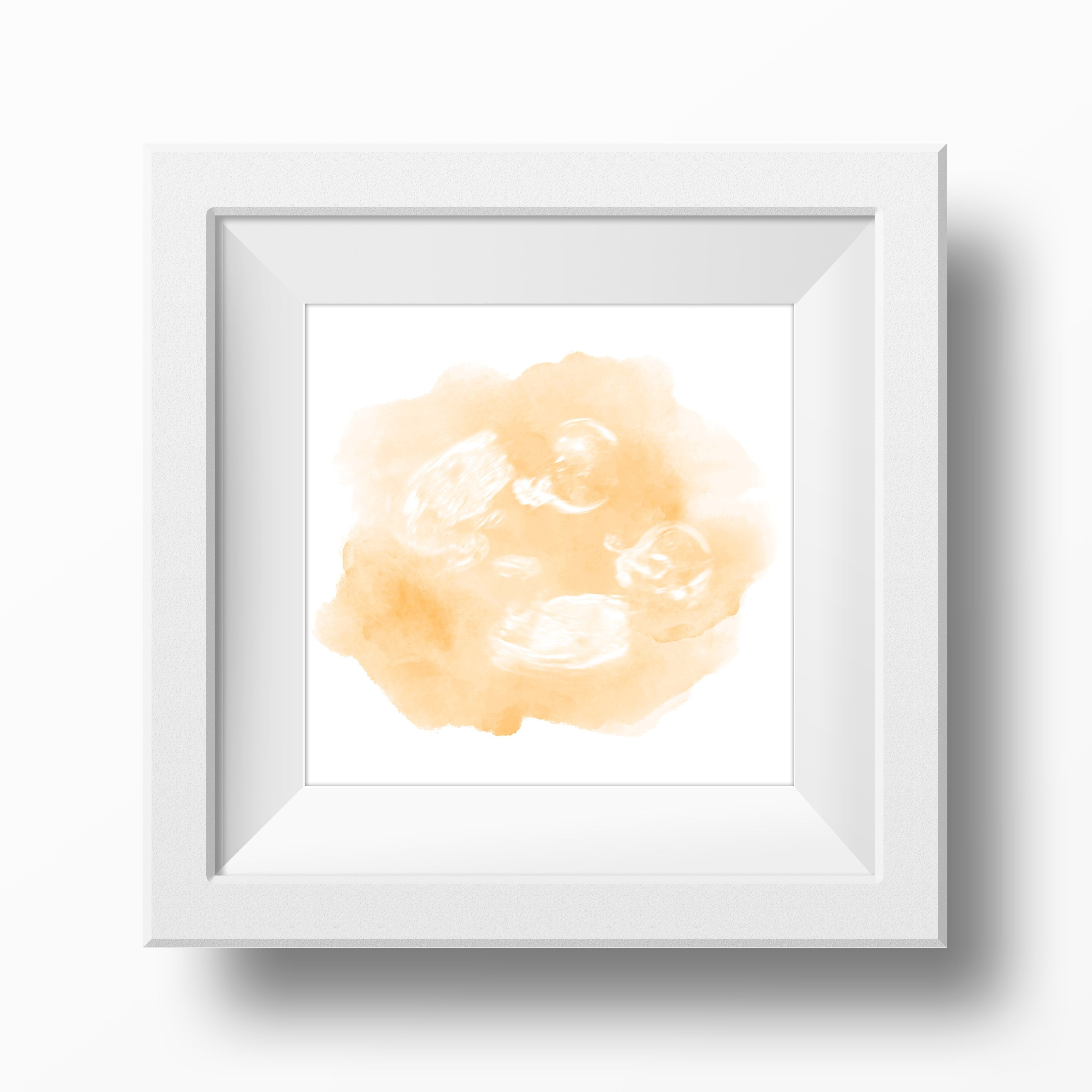 Available in A Range of Colours Precious Prints Single Baby Ultrasound Scan Photo Picture Frame