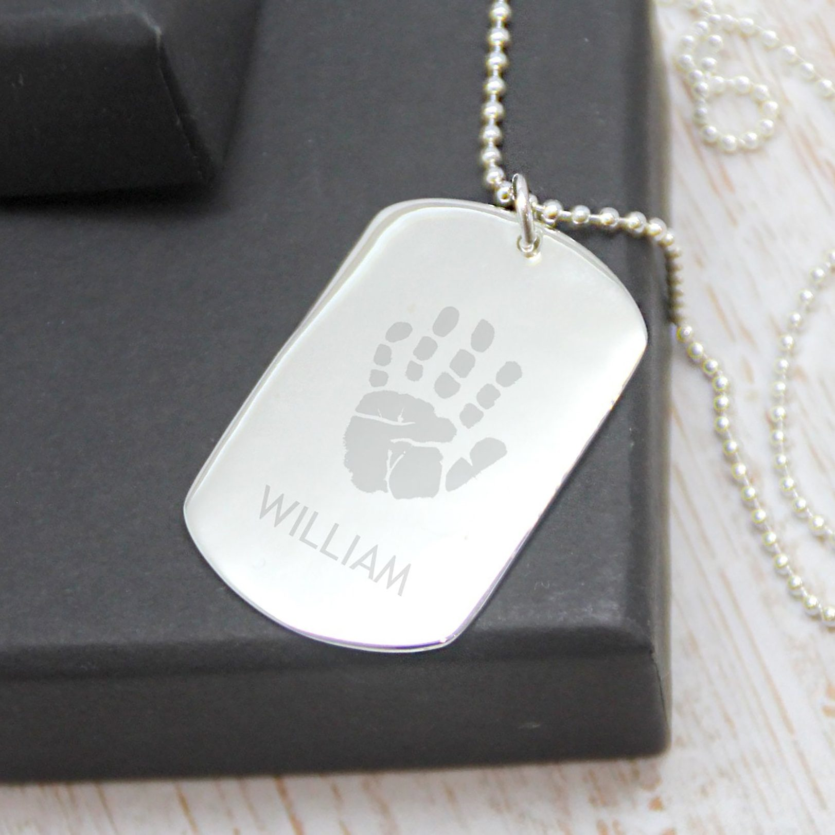 Sterling Silver You Must Have Been Heaven Sent Pendant