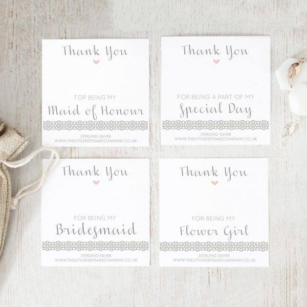 Wedding Insert Cards