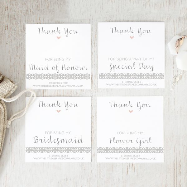 Engraved Wedding Inserts