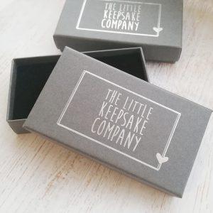 Keyring & Cufflink Gift Box