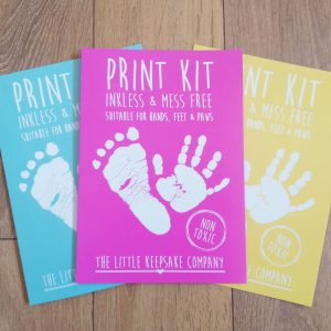 Magic Inkless Print Kit (Pink Pack)