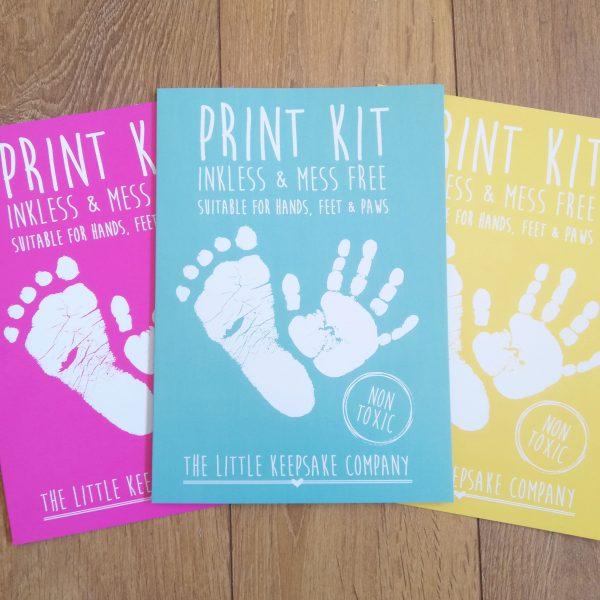 Magic Inkless Print Kit (Blue Pack)