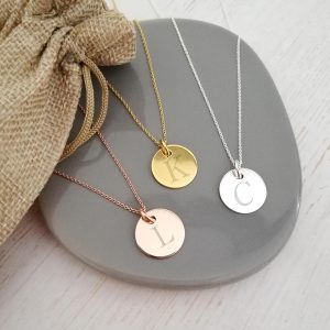 Coin Necklaces All Colours