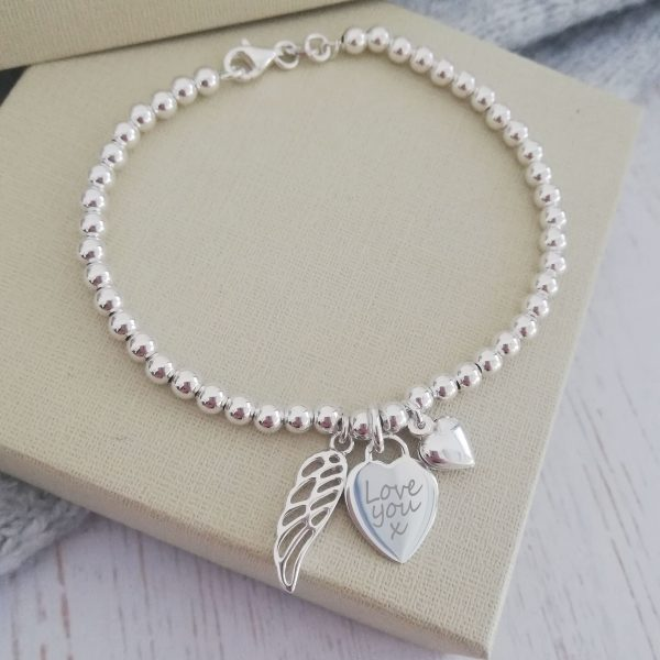 Memorial-Bracelet-with-Clasp-Engraved