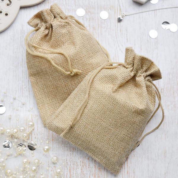 TLKC Hessian Gift Bag